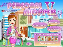 Play Personal Shopper 5 Game
