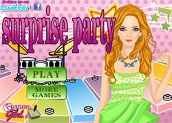 Play Surprise Party Game