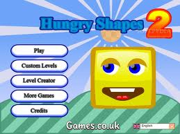 Play Hungry Shapes 2 Game