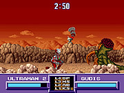 Play Ultraman - towards the future 1991 Game