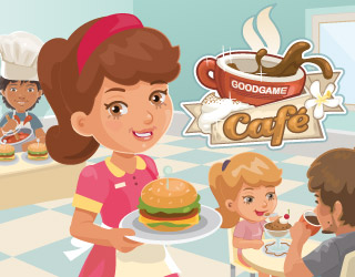 Play Goodgame Café Game