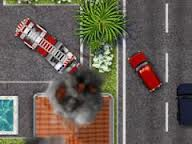 Play Firefighters Truck 2 Game