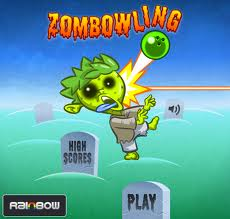 Play Zombowling Game