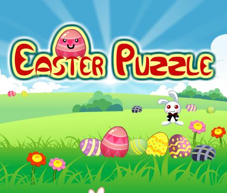 Play Easter Puzzle Game