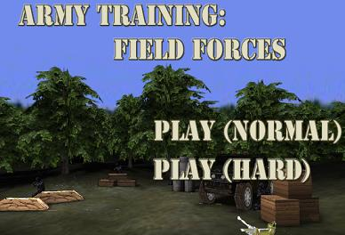 Play Army Training: Field Forces Game