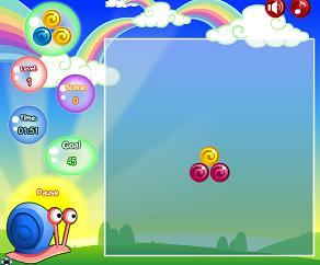 Play Snail Shell Game