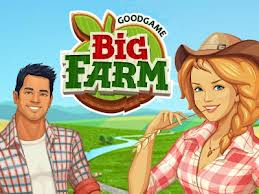 Play Goodgame Big Farm Game