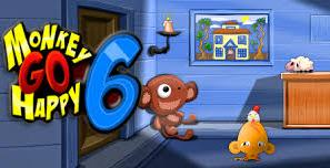 Play Monkey Go Happy 6 Game