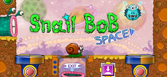 Play Snail Bob Space Game