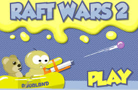 Play Raft Wars 2 Game
