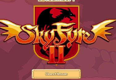 Play SkyFyre 2 Game
