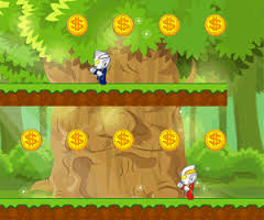 Play Ultraman Twins Adventure Game