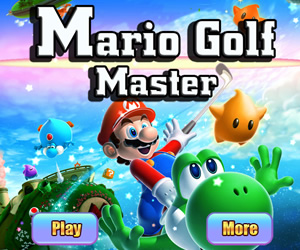 Play Mario Golf Master Game
