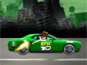 Play Ben10 Wanted Game