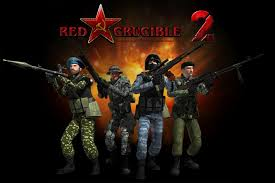 Play Red Crucible 2 Game