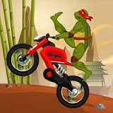 Play Ninja Turtle Stunts Game