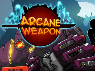 Play Arcane Weapon Game