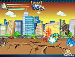 Play Ultraman vs monsters Game