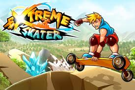 Play Extreme Skater Game