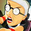 Play Angry Gran Toss Game