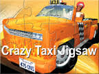 Play Crazy Taxi Jigsaw Game