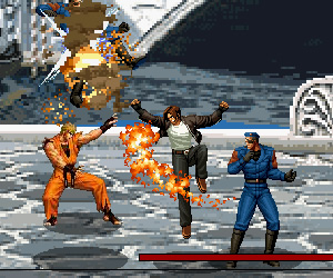 Play KOF Fighting v1.4 Game
