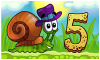 Play Snail Bob 5: Love Story Game