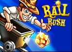 Play Rail Rush Game