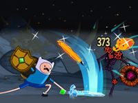 Play Adventure Time Finn and Bones Game