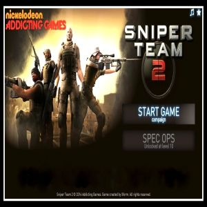 Play Sniper Team 2 Game