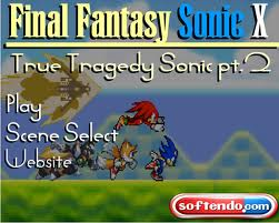 Play Final Fantasy Sonic X5 Game