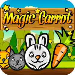 Play Magic Carrot Game