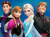 Play Frozen Jigsaw Puzzle Game