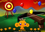 Play Monkey Go Happy Balloons Game