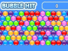 Play Bubble hit Game