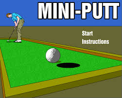 Play Mini Putt Game