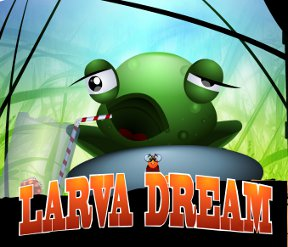Play Larva Dream Game