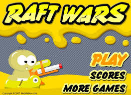Play Raft Wars Game