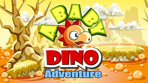 Play Baby Dino Game