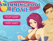 Play Swimming Pool Love Game