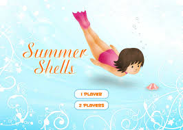 Play Summer Shells Game