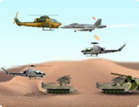 Play Army copter Game