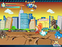 Play Ultraman 4 Game
