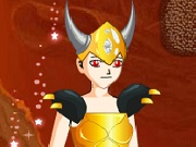 Play Women superhero dressup Game