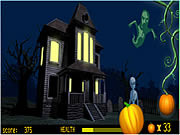 Play The haunted house Game
