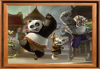 Play Sort my tiles kung fu panda Game