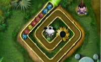 Play Kung fu zuma Game