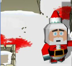 Play Boxhead the christmas nightmare Game