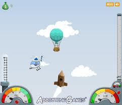 Play I am flying to the moon Game