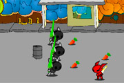 Play Bunny killer 3000 Game